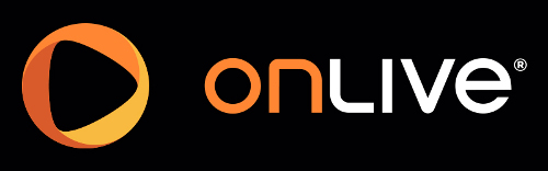 OnLive logo should be here