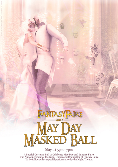 A May Day Ball Should Be Here